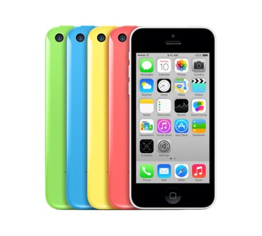iPhone 5C Produktbild
