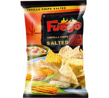 Tortilla Chips Salted Produktbild