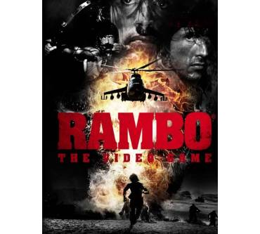 Rambo: The Video Game Produktbild
