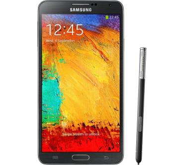 Galaxy Note 3 Produktbild