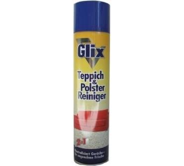 Dalli Glix Teppich Polster Reiniger Test Testberichte De