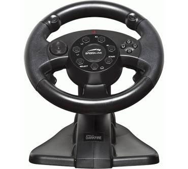 Darkfire Racing Wheel for PC & PS3 Produktbild