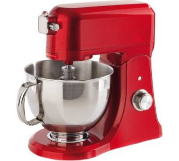 Ds Produkte Maxxcuisine Kuchenmaschine 50s Kitchen Retro Style Test