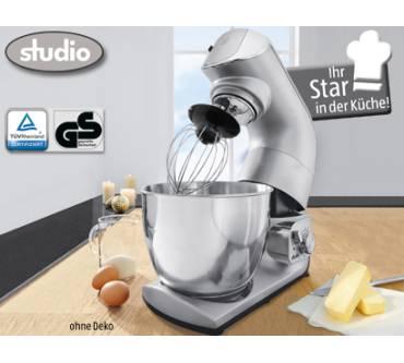 Aldi Süd Studio Profi-Küchenmaschine | Testberichte.de