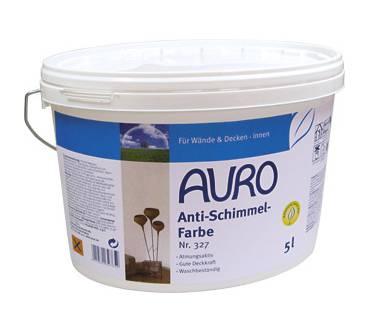 Auro Anti Schimmel Farbe Nr 327 Im Test Testberichtede