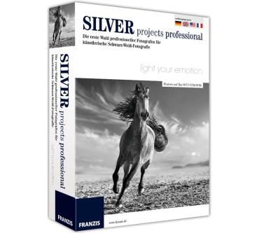 Silver projects professional Produktbild