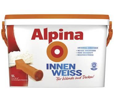 Alpina InnenWeiss im Test ▷ Testberichte.de-∅-Note