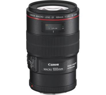EF 100mm f/2.8L Macro IS USM Produktbild