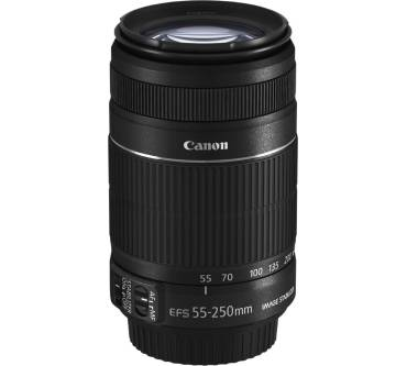 EF-S 55-250mm f/4-5.6 IS II Produktbild