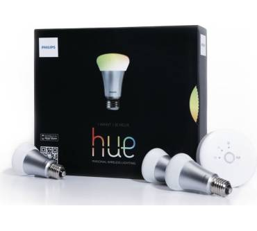 Hue Personal Wireless Lighting Starter Pack Produktbild