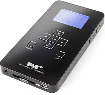 Dual Dab Pocket Radio 3 Im Test Testberichtede Note