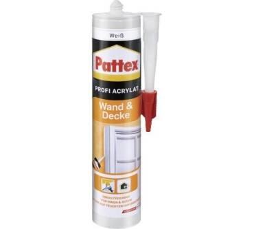 Pattex profi acryl wand decke im test - Ubergang wand decke acryl ...