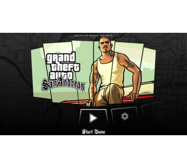Grand Theft Auto San Andreas Mobile Produktbild