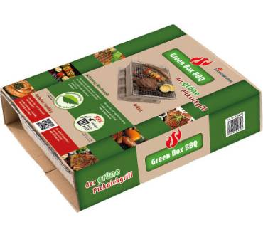 Green Box BBQ 11660 Produktbild