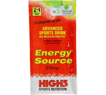 Energy Source + Citrus Produktbild