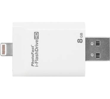 i-FlashDrive HD Gen 3 Lightning (8 GB) Produktbild
