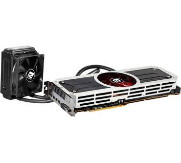 PowerColor R9 295X2 8GB Produktbild