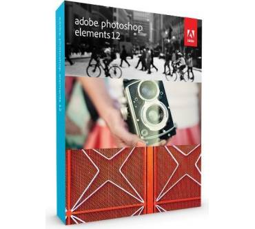 Photoshop Elements 12 Produktbild