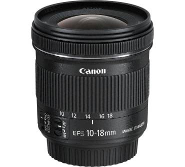 EF-S 10-18mm f/4.5-5.6 IS STM Produktbild