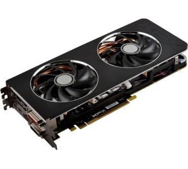 Radeon R9 270X Double Dissipation Black Edition Produktbild