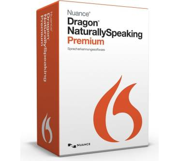 Dragon NaturallySpeaking 13 Produktbild