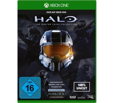 Halo: The Master Chief Collection (für Xbox One) Produktbild