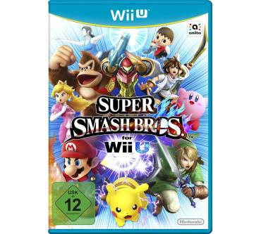 Super Smash Bros. Produktbild