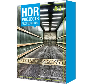 HDR projects 3 professional Produktbild