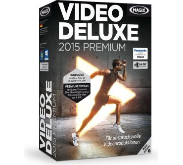 Video deluxe 2015 Premium Produktbild