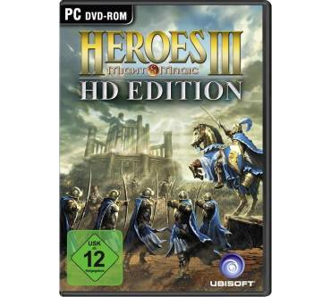 Heroes of Might & Magic III: HD Edition (für PC) Produktbild