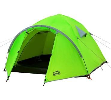 Sekundenzelt QEEDO Quick Pine 3 Personen Zelt Campingzelt