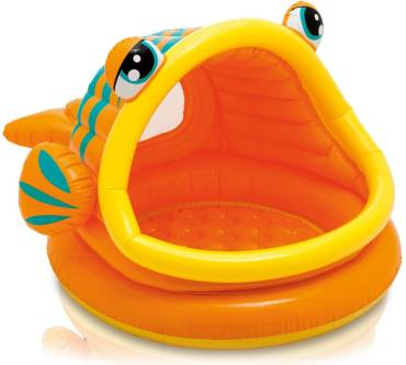 Lazy Fish Shade Baby Pool Produktbild