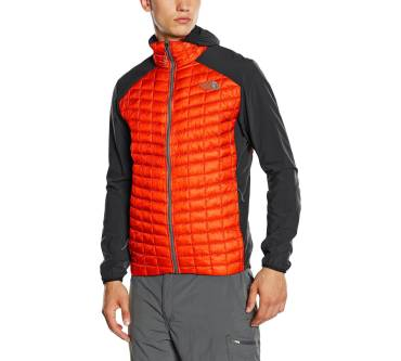 wholesale dealer 7475b 0ef7c The North Face ThermoBall Hybrid Hoodie Test   Testberichte.de