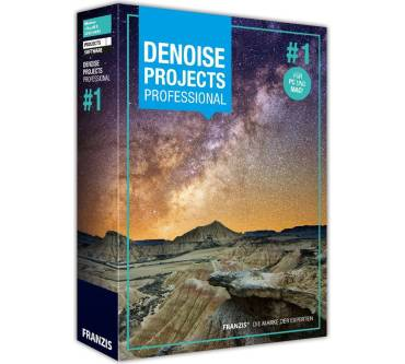 Denoise projects professional Produktbild