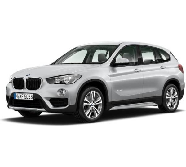 bmw x1 15 im test 2018. Black Bedroom Furniture Sets. Home Design Ideas