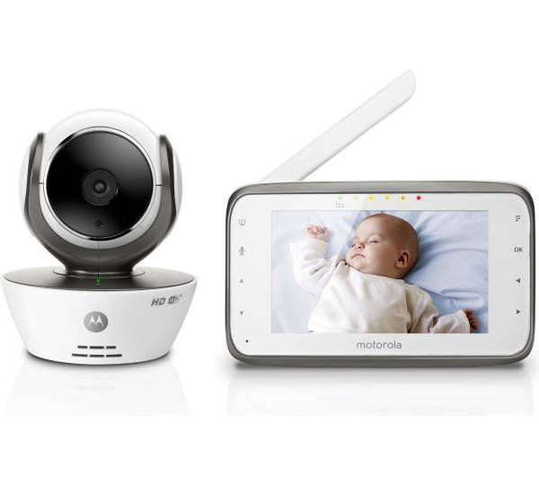 Sicherheit Alecto Dbx-88eco Babyphone Gebraucht Mit Neuen Akkus in Der Elterneinheit