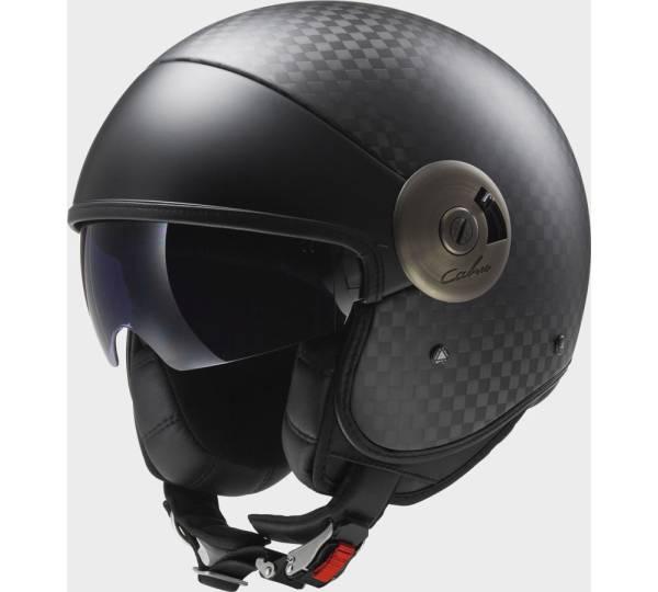 ls2 helmets of597 cabrio im test. Black Bedroom Furniture Sets. Home Design Ideas