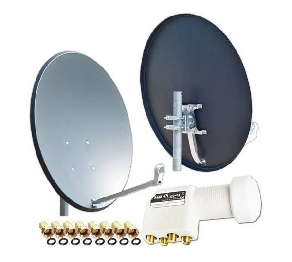 hb digital hd digital sat anlage 80cm spiegel sch ssel. Black Bedroom Furniture Sets. Home Design Ideas