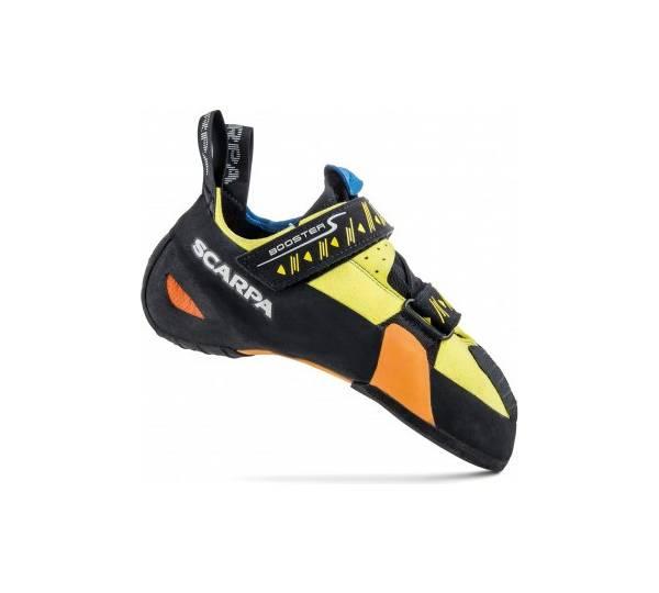 Scarpa Booster V3 – Kletterschuhe Test –