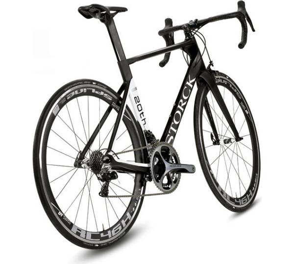 storck bicycle aerfast g1 20th anniversary modell 2016. Black Bedroom Furniture Sets. Home Design Ideas