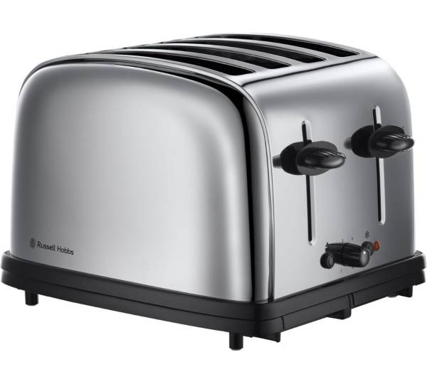 russell hobbs classics 4 scheiben toaster 13767 56. Black Bedroom Furniture Sets. Home Design Ideas