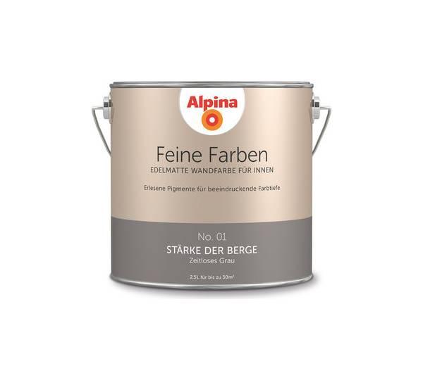 alpina feine farben. Black Bedroom Furniture Sets. Home Design Ideas