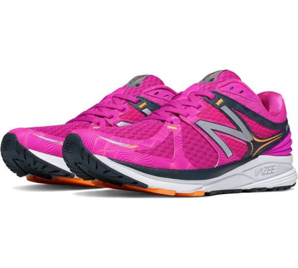 New Balance - Women's Vazee Prism v2 - Runningschuhe Gr 6,5 rosa/grau/lila