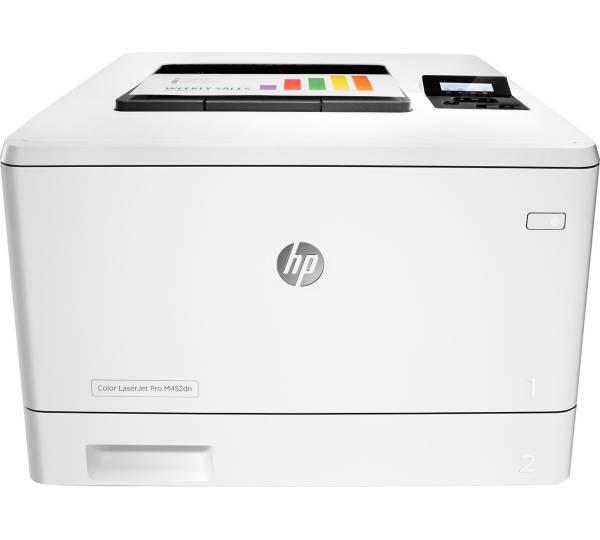 HP LaserJet Pro M452NW im Test ▷ Testberichte.de-∅-Note: 1,2