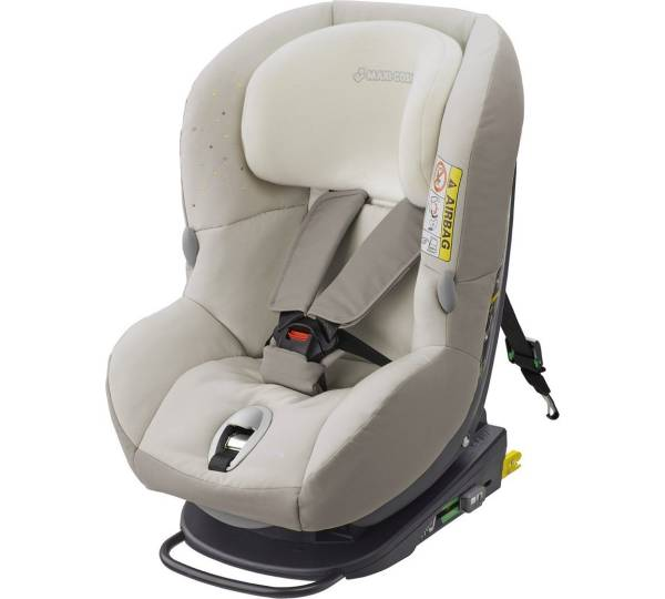 maxi cosi milofix mit isofix basis test isofix kindersitz. Black Bedroom Furniture Sets. Home Design Ideas