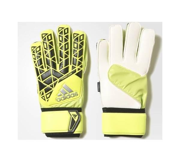 adidas ACE Zones Finger Save All Round Torwarthandschuhe GelbSchwarz
