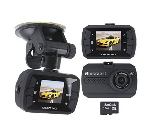 blusmart car camcorder. Black Bedroom Furniture Sets. Home Design Ideas