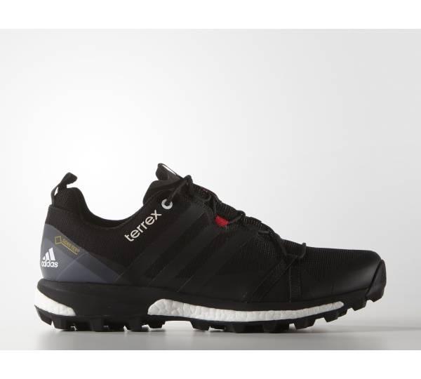 Adidas GTX Schuhe Gr. 41 grau Laufschuhe wasserdicht in