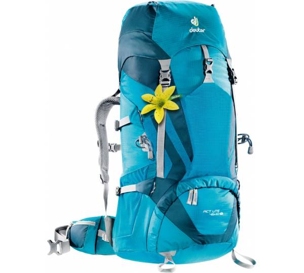 Deuter ACT Lite 45 + 10 SL im Test ▷ ∅ Note