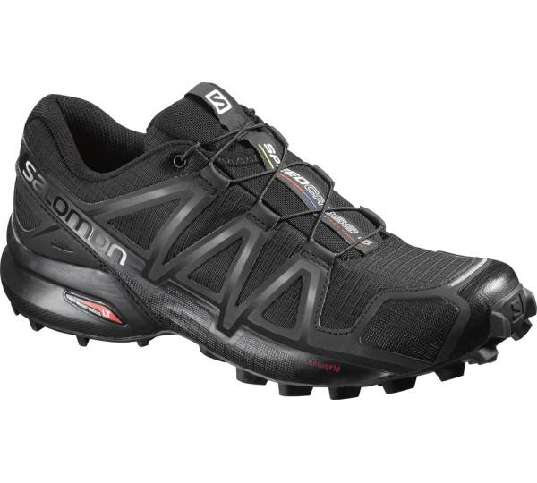 Salomon Speedcross 4W Trail Running Damen, Grau grau
